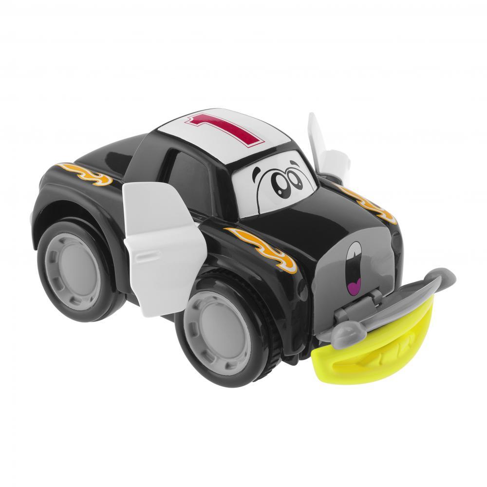 Купить со скидкой Chicco игрушка машинка turbo touch crash черная 2г.