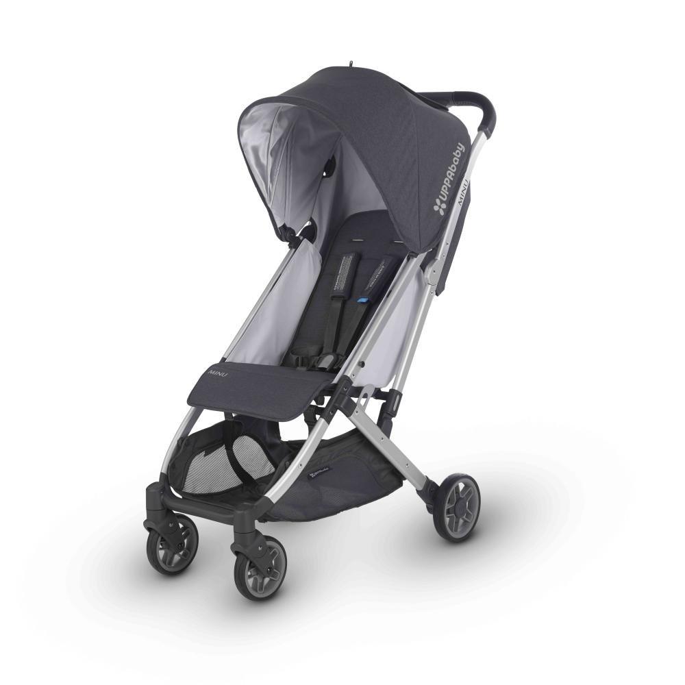 Купить Прогулочные коляски, UPPABABY Коляска прогулочная MINU 2018 JORDAN графито-серый меланж