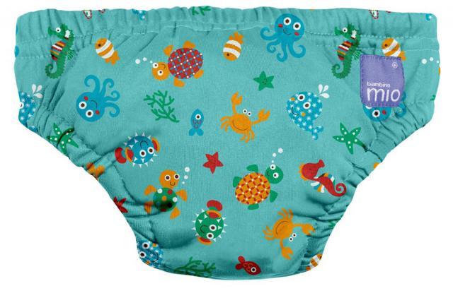 Подгузники и одноразовые пеленки BAMBINO MIO BAMBINO MIO трусики для Бассейна Medium (7-9кг) bambino mio трусики для бассейна large 9 12 кг