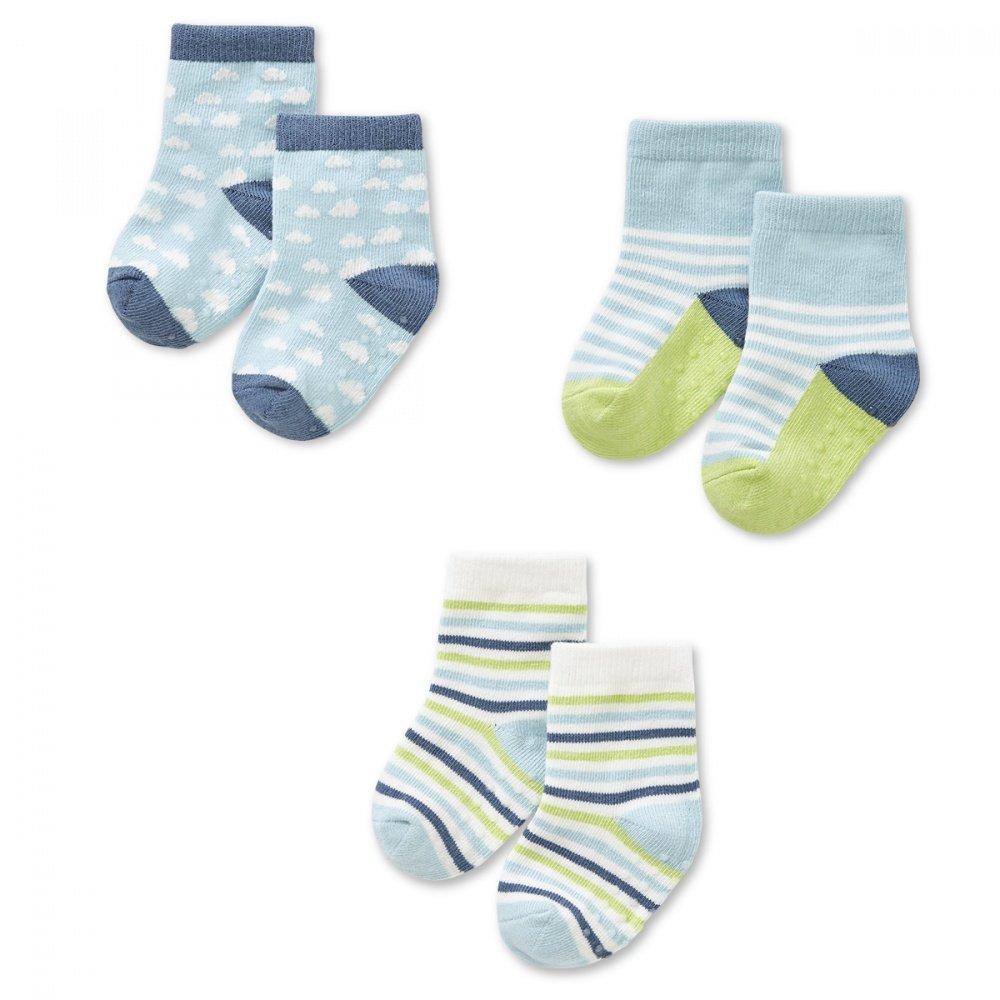 Happybabydays носочки, 3 пары,