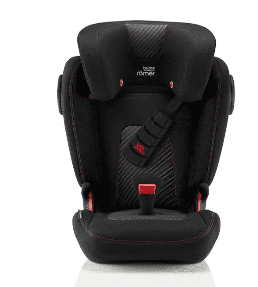 Britax Roemer Автокресло KIDFIX III S Cool Flow - Black Special Highline (гр. 2-3)