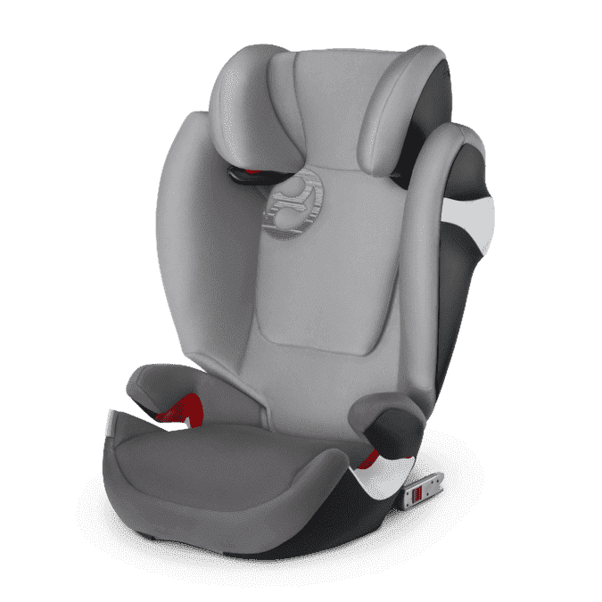 CYBEX Автокресло Solution M-Fix Manhattan Grey гр. 2/3 ( 15-36 кг)