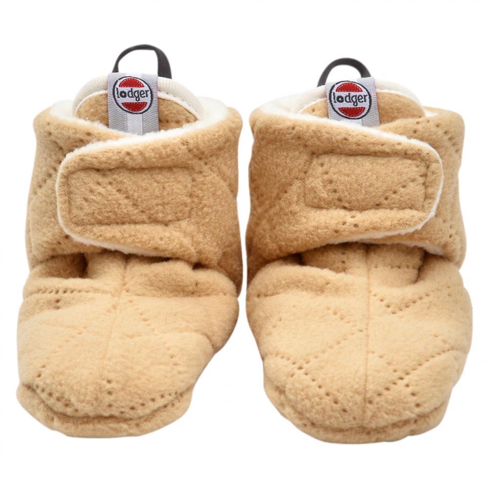 Купить Обувь, носки, пинетки, LODGER пинетки Sand 6-12M