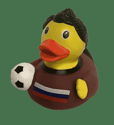 Веселые Ути-пути Уточка российский футболист