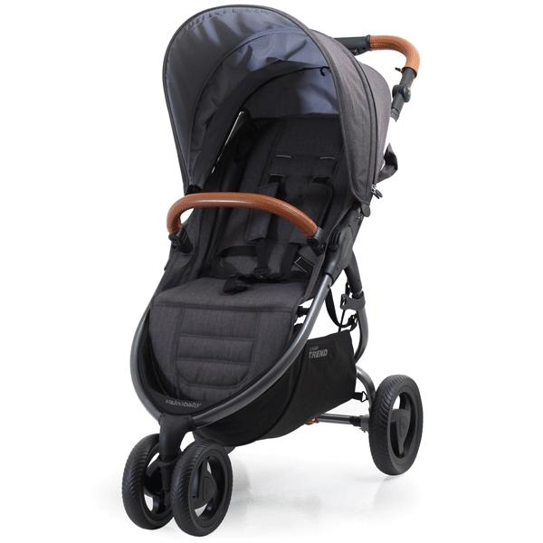 Купить Прогулочные коляски, VALCO BABY Коляска прогулочная SNAP Trend / Charcoal