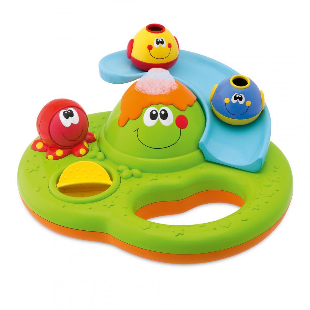 Купить со скидкой CHICCO Игрушка для ванны Остров с  пузырьками 6м