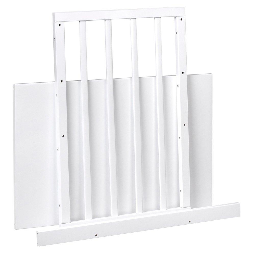 NUOVITA  Дополнительный комплект деталей для кровати-трансформера Nuovita NIDO MAGIA (белый ж