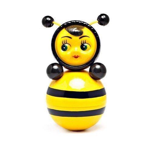 Неваляшка Пчелка  22см