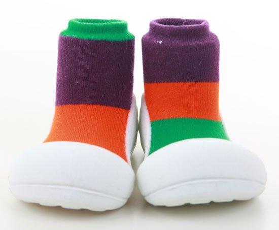 Attipas обувь Together фиолетовый в полоску 17bbffe96be9d