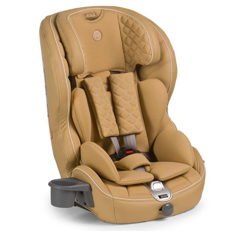 HAPPY BABY Автокресло Mustang Isofix BEIGE