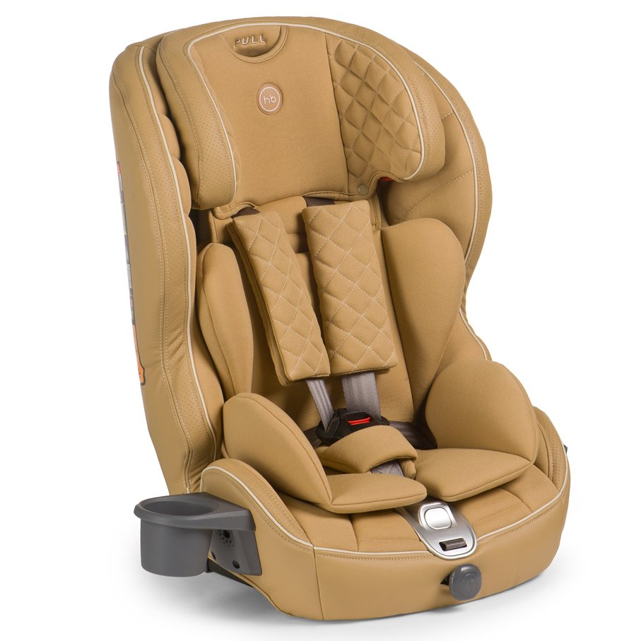 Группа 1/2/3 (от 9 до 36 кг/8мес - 12 лет) HAPPY BABY Mustang Isofix детское автокресло happy baby mustang isofix blue