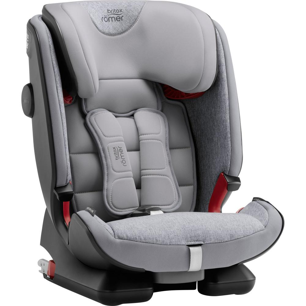 Britax Roemer автокресло Advansafix IV R Grey Marble Highline