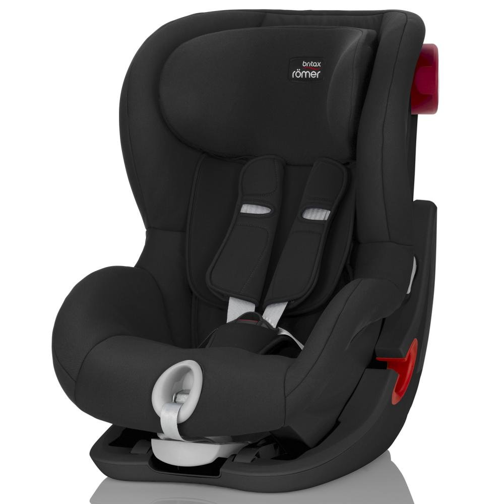 Britax Roemer автокресло KING II Black Series Cosmos Black (группа 1, от 9 до 18 кг)