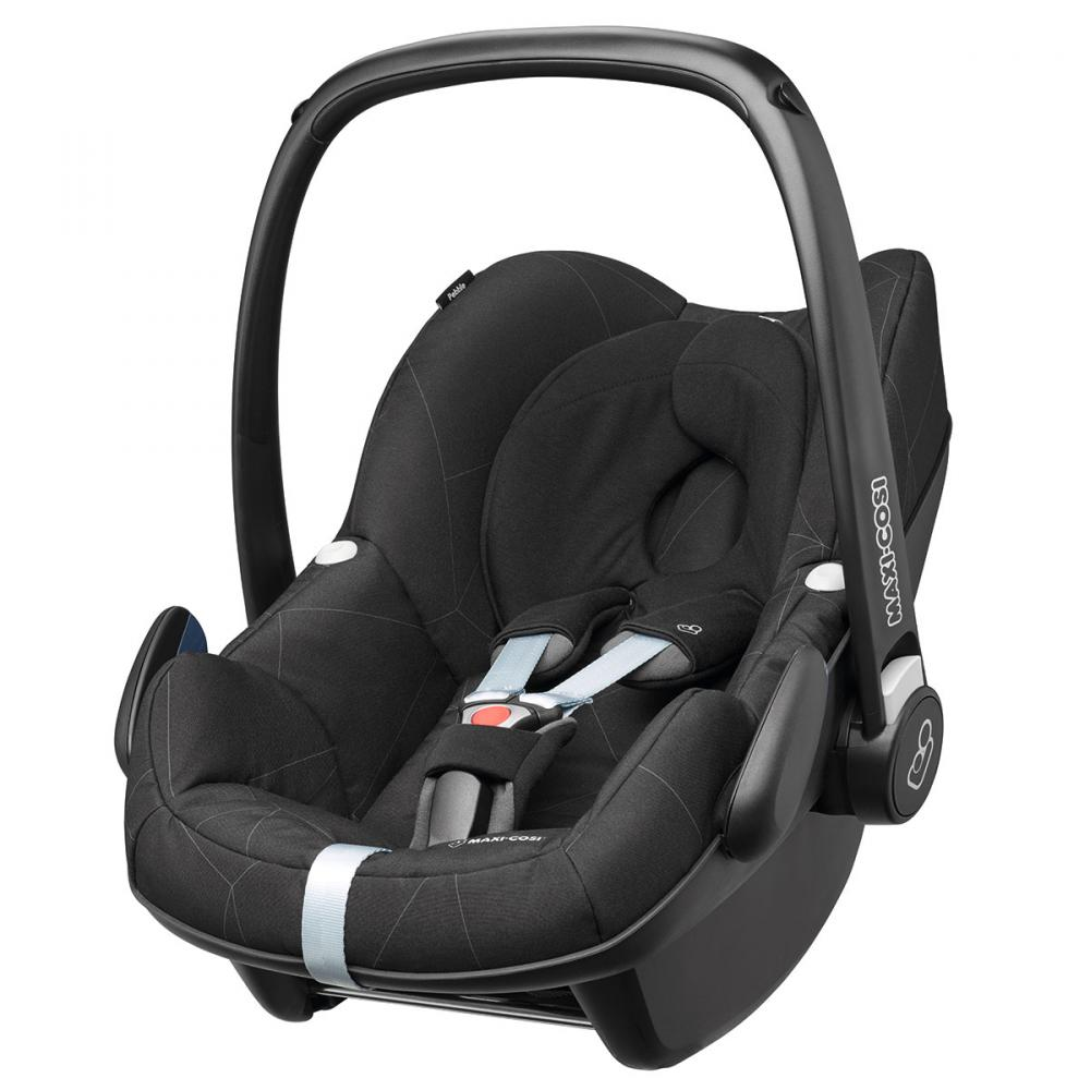 Maxi-Cosi автокресло Pebble Black Diamond   (0-13 кг)