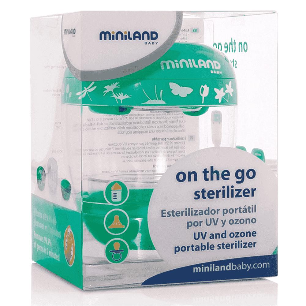 MINILAND дорожный стерилизатор ON THE GO от olant-shop.ru