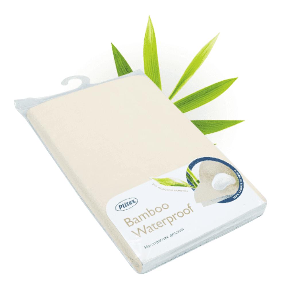 PLITEX Наматрасник непромокаемый Bamboo Waterproof Comfort