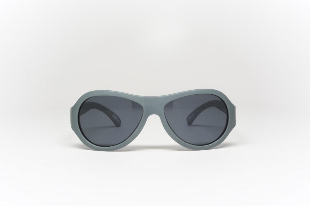 Купить Солнцезащитные шторки, накидки, очки, BABIATORS очки солнцезащитные Original Aviator (3-5) Галактический серый (Galactic)