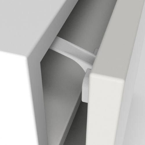 SAFE&CARE блокировка универсальная  дверей (на клейкой основе для ящиков и дверец), 2 шт.