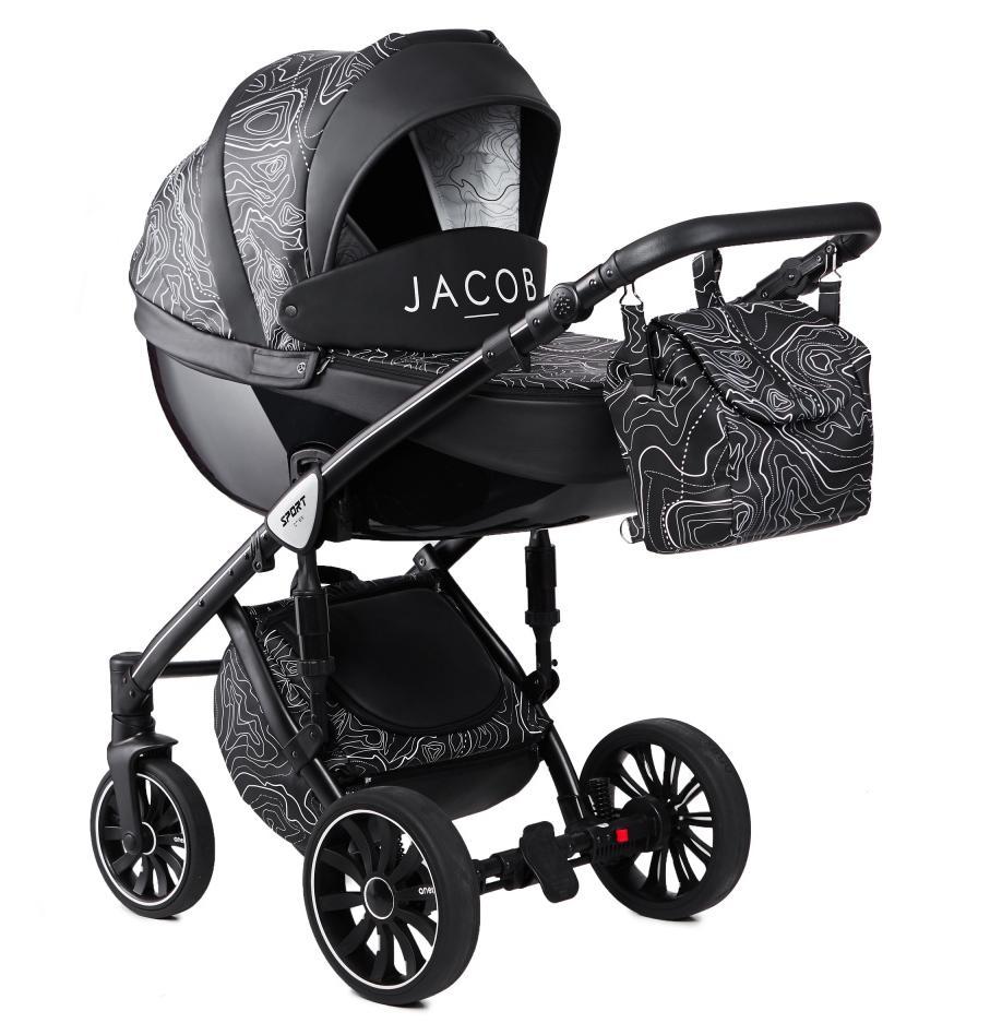Купить Коляски для новорожденных, ANEX SPORT Коляска 3 в 1 Q1 (Ab07) Jacob