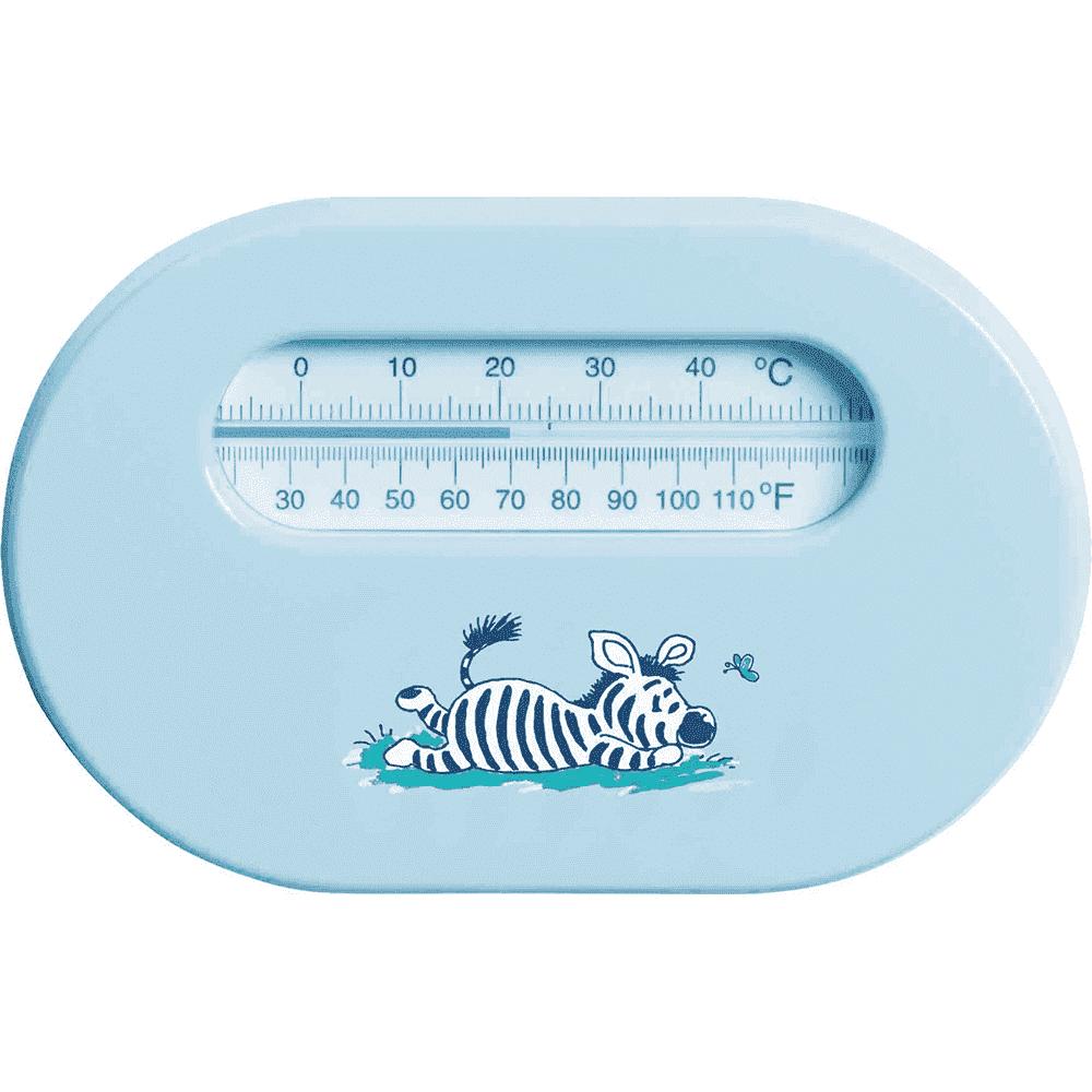 BEBE JOU термометр для измерения температуры воздуха голубой зебра Динки BEBE JOU термометр для  воздуха