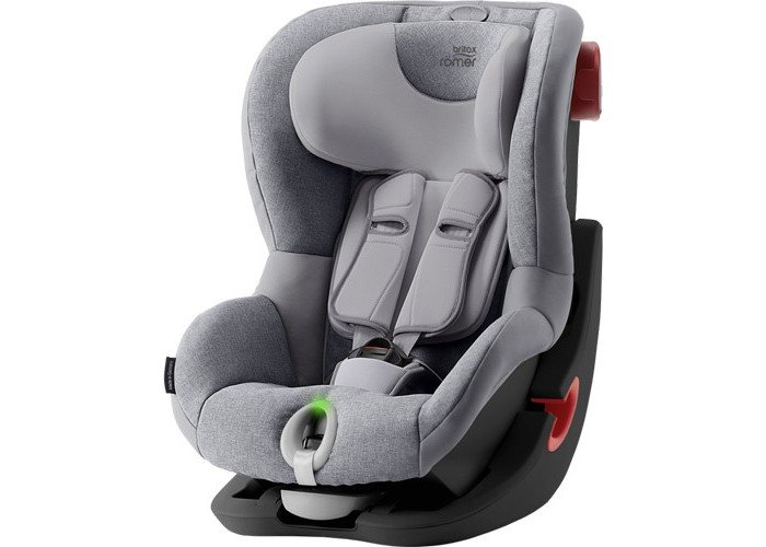 Britax Roemer автокресло King II LS Black Series Black Marble Highline