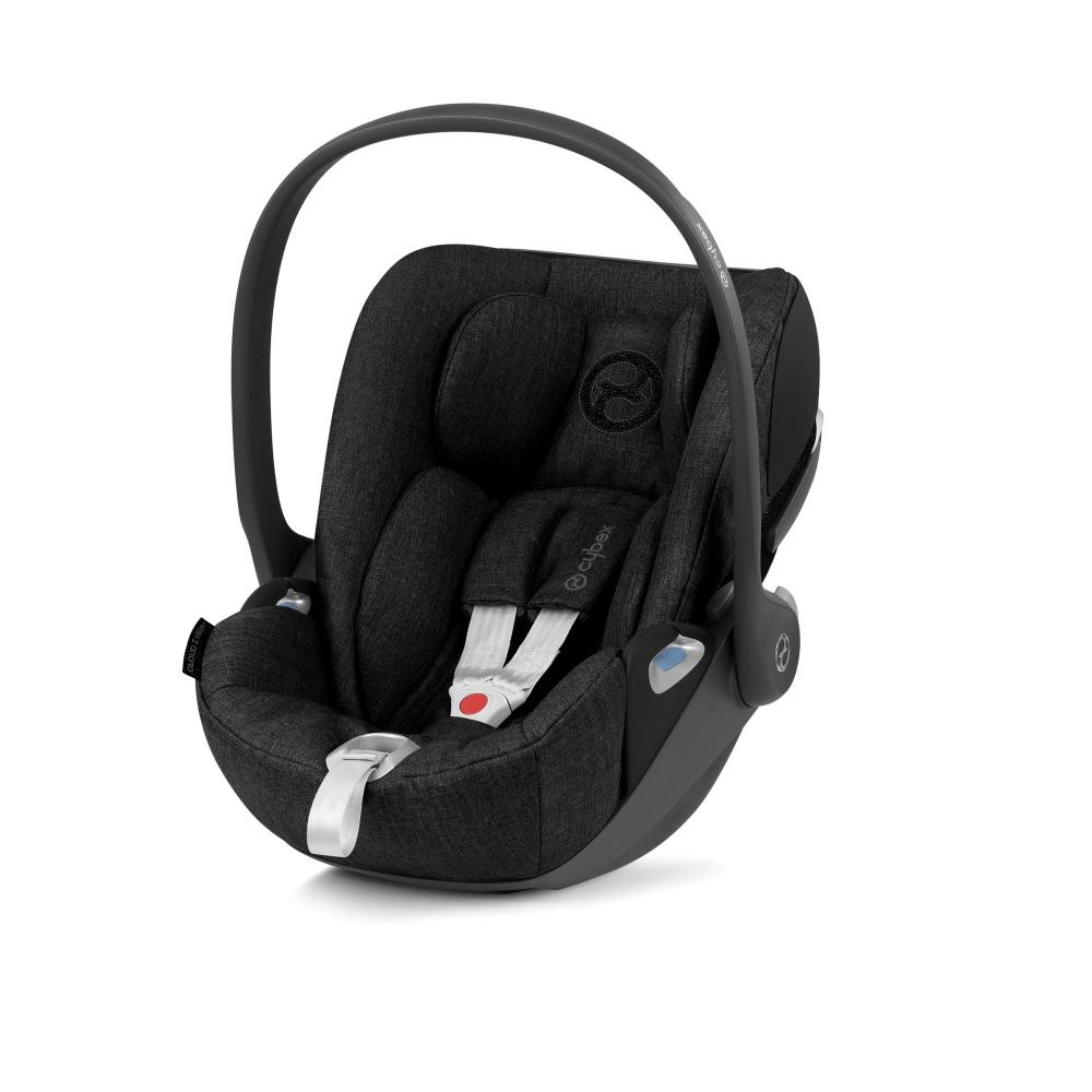 Cybex Автокресло детское Cloud Z i-size Plus Stardust Black  гр. 0+