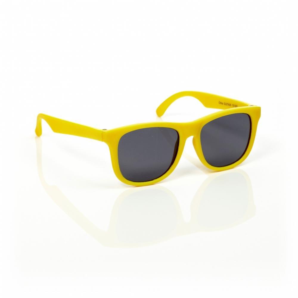 MUSTACHIFIER Детские солнечные очки, желтый