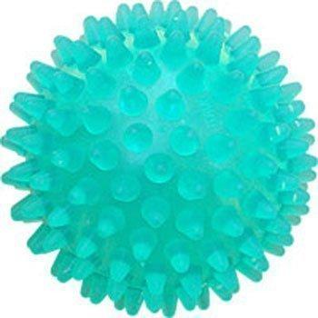"""GYMNIC мяч массажный """"Рефлексбол"""" 8 см. зеленый в индивидуальной упаковке"""