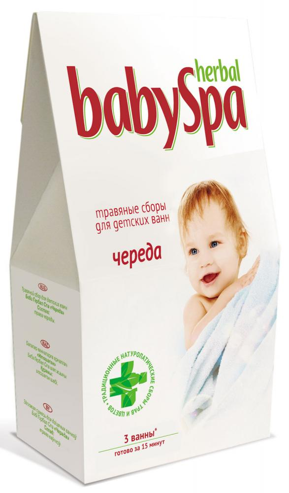 BABY SPA травяной сбор Череда