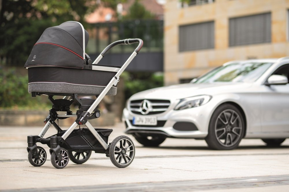 Hartan Детская коляска 2 в 1 Avantgarde Mercedes-Benz Collection Sport