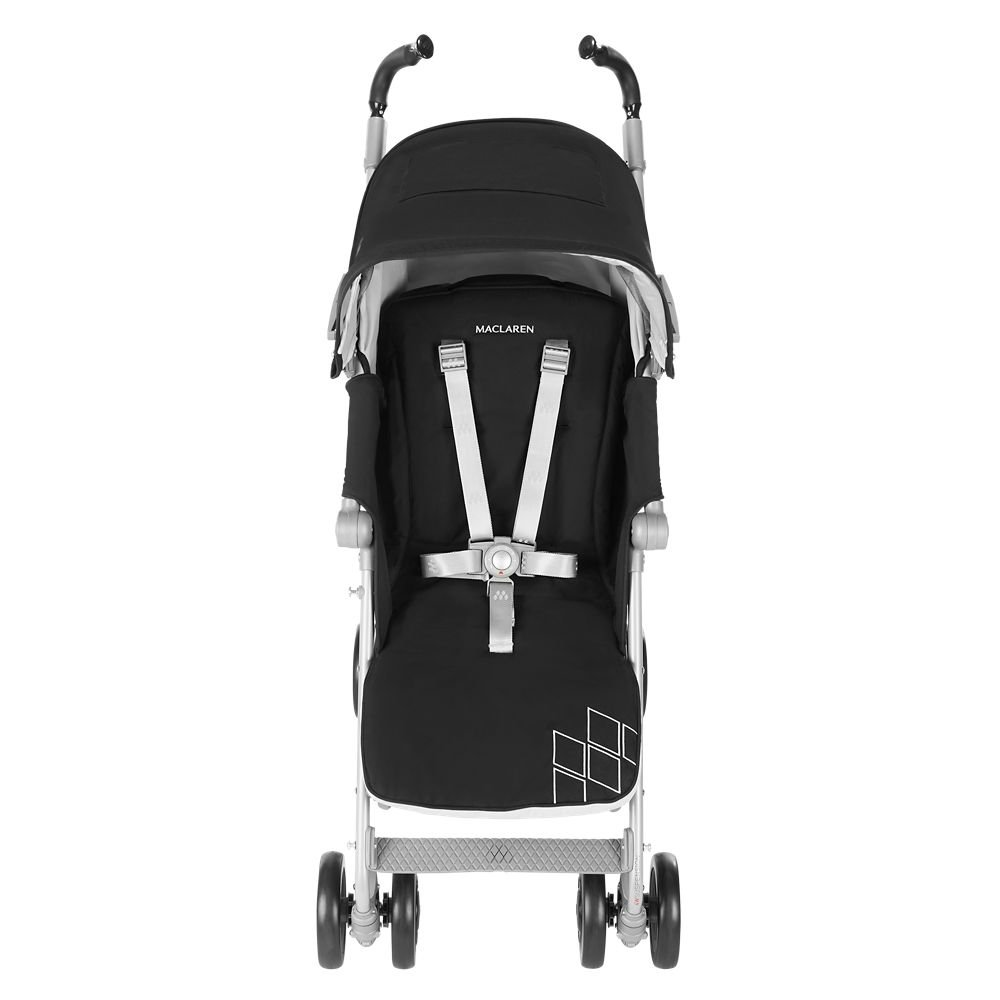 MACLAREN коляска прогулочная TECHNO XT Black/ Silver от olant-shop.ru