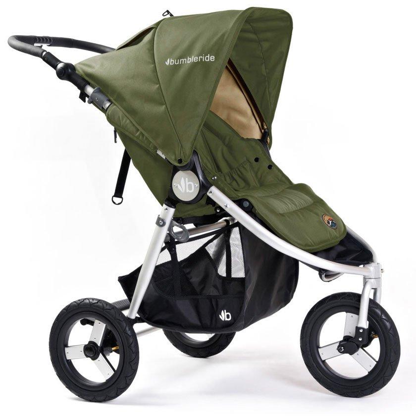 Купить Прогулочные коляски, BUMBLERIDE прогулочная коляска INDIE Camp Green
