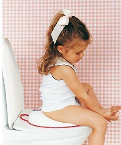 BABYBJORN сиденье для унитаза бело-черное
