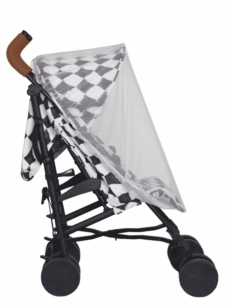 Аксессуары для колясок SEVI BABY москитная сетка baby care classic plus белая