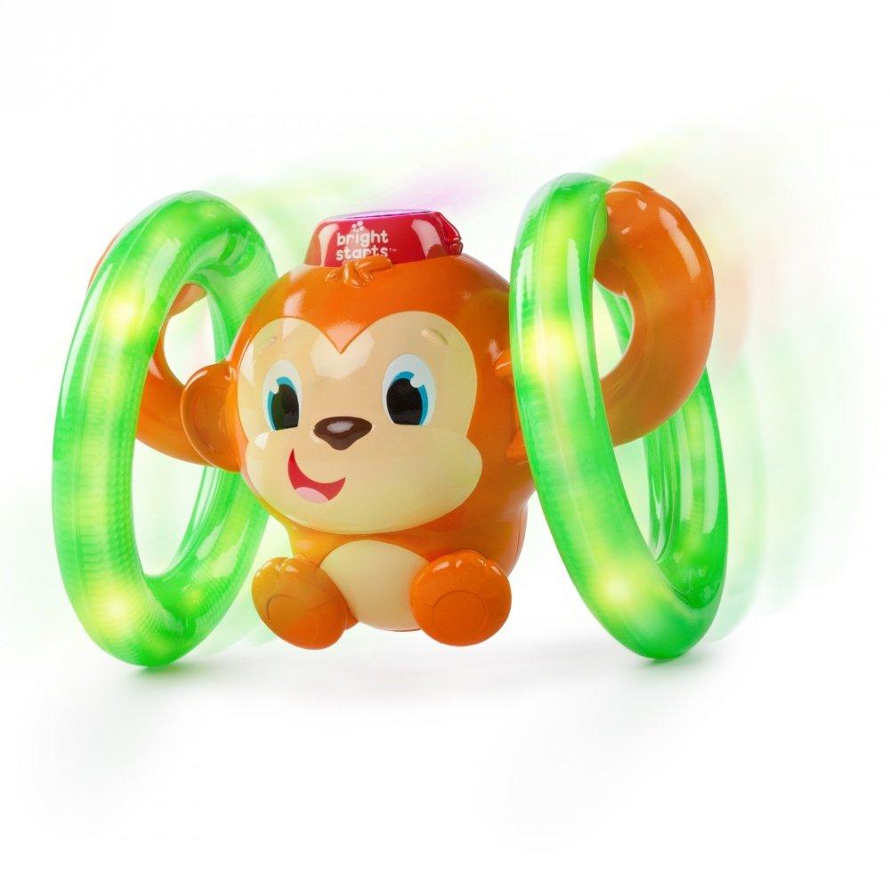 С музыкой и голосами животных BRIGHT STARTS развивающая игрушка bright starts развивающая игрушка обезьянка на кольцах