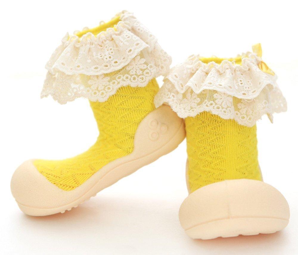 ATTIPAS обувь Lady желтый, р. XL (22.5)