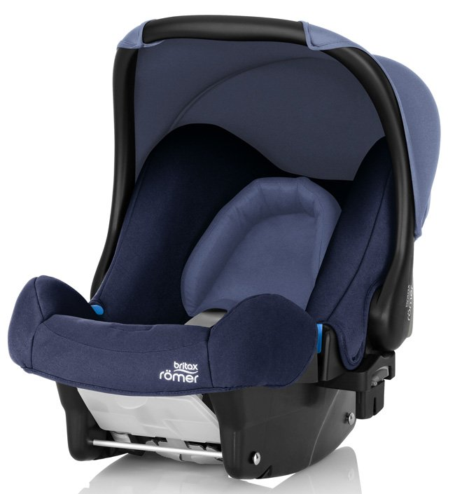 Britax Roemer автокресло Baby-Safe Moonlight Blue Trendline