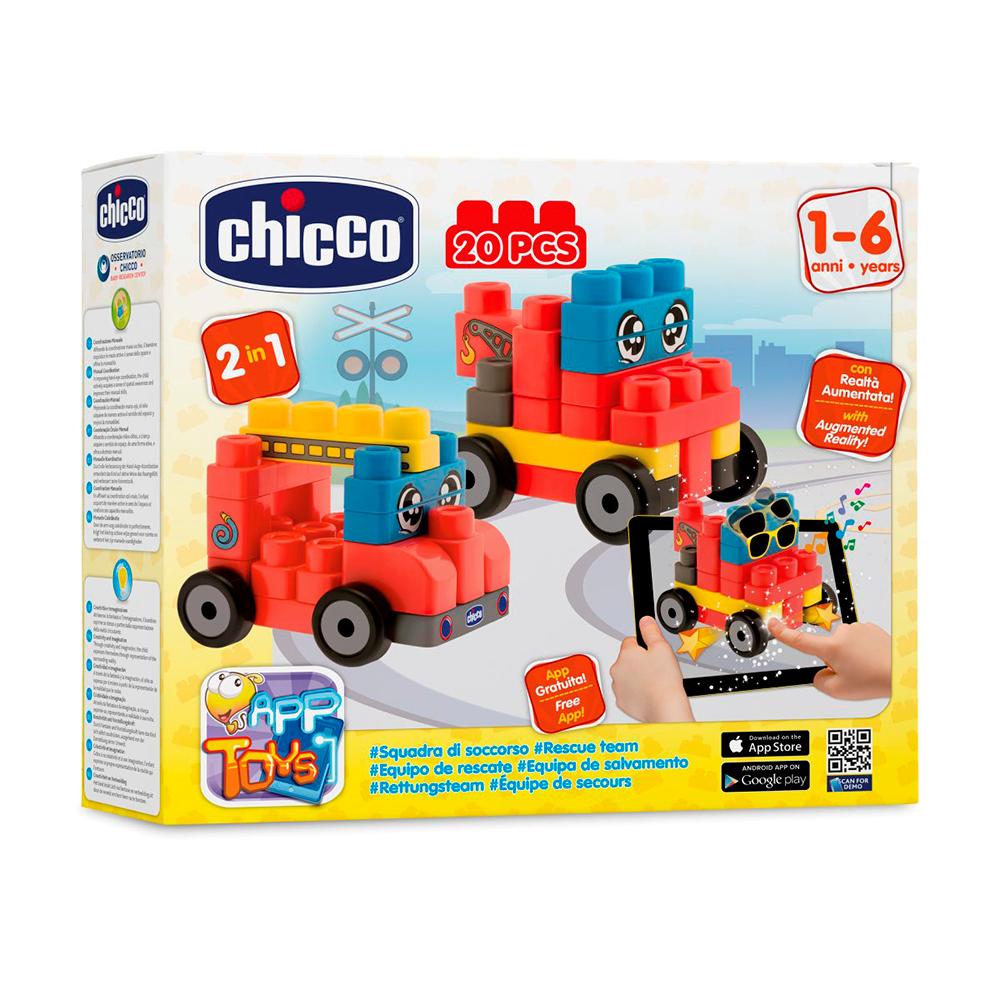 Сортеры, пирамидки, кубики, конструкторы CHICCO конструкторы abtoys металлический рабочие машины 206 элементов