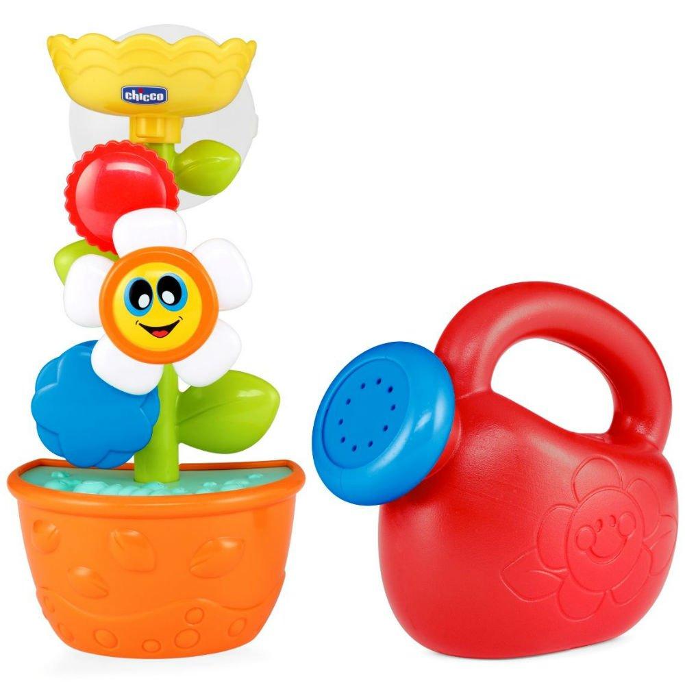 Купить Игрушки для купания, CHICCO Игрушка для ванны Лейка с цветком от 12-36 м