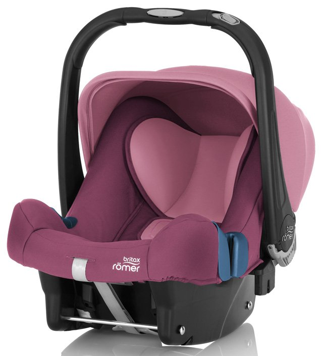 Britax Roemer Детское автокресло Baby-Safe Plus SHR II Wine Rose Trendline