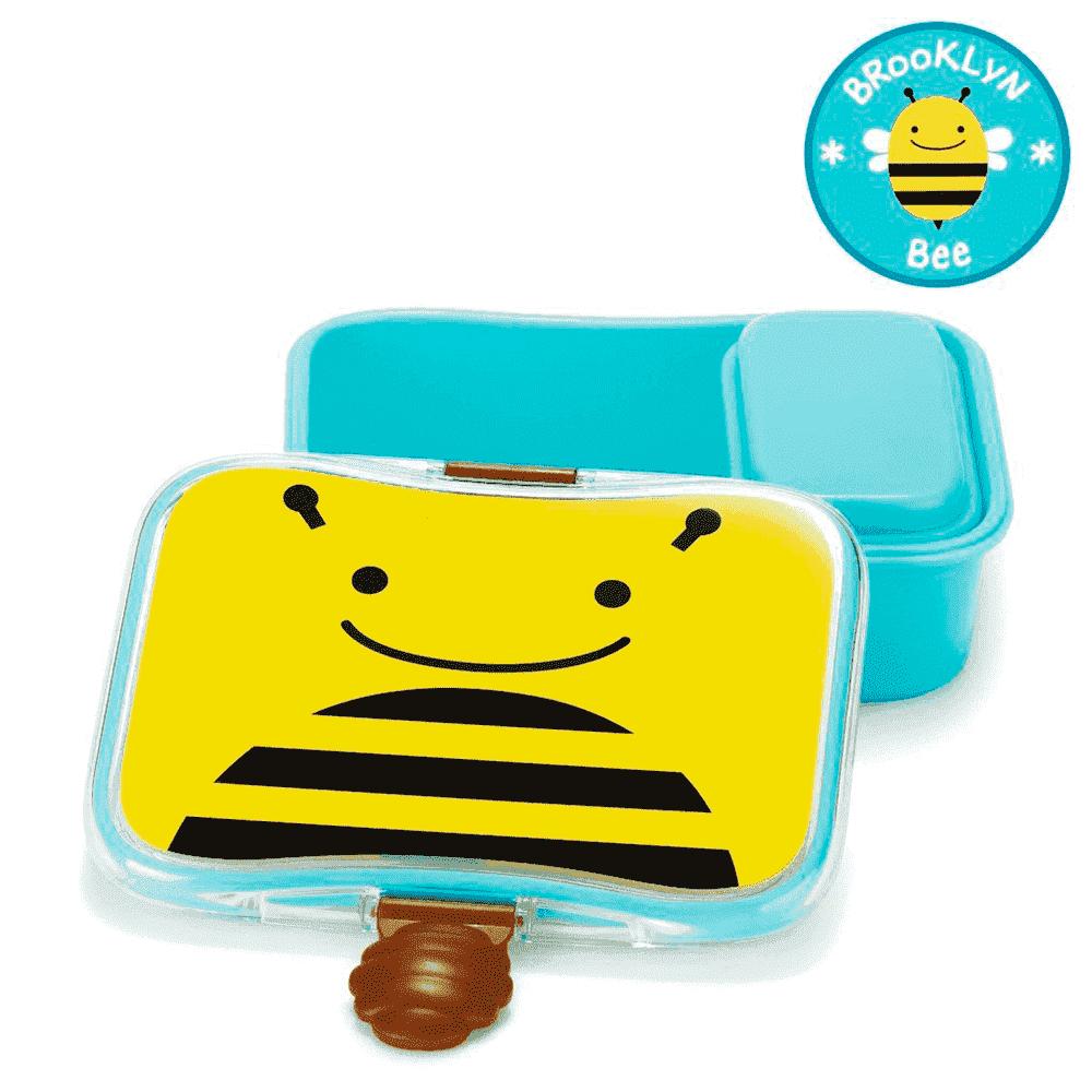 "SKIP HOP набор контейнеров для завтрака ""Пчела"""