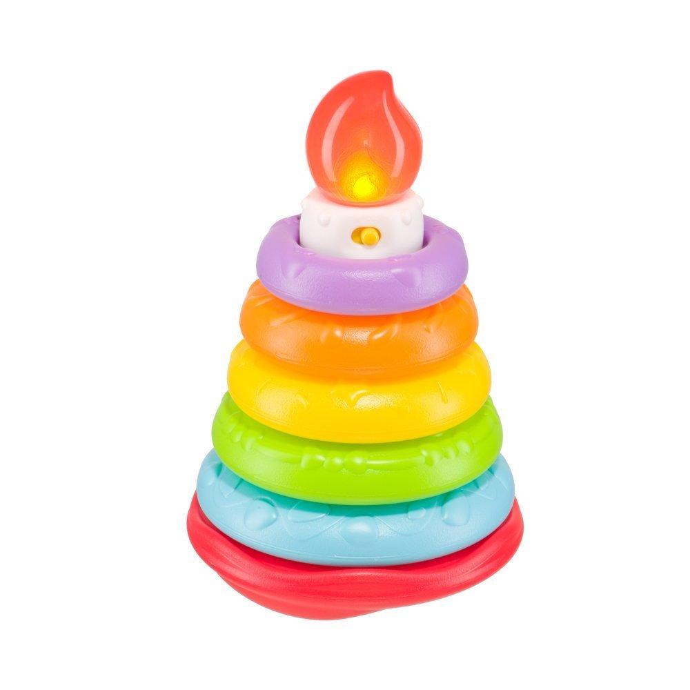 "Купить со скидкой HAPPY BABY Пирамидка ""HAPPY CAKE"""