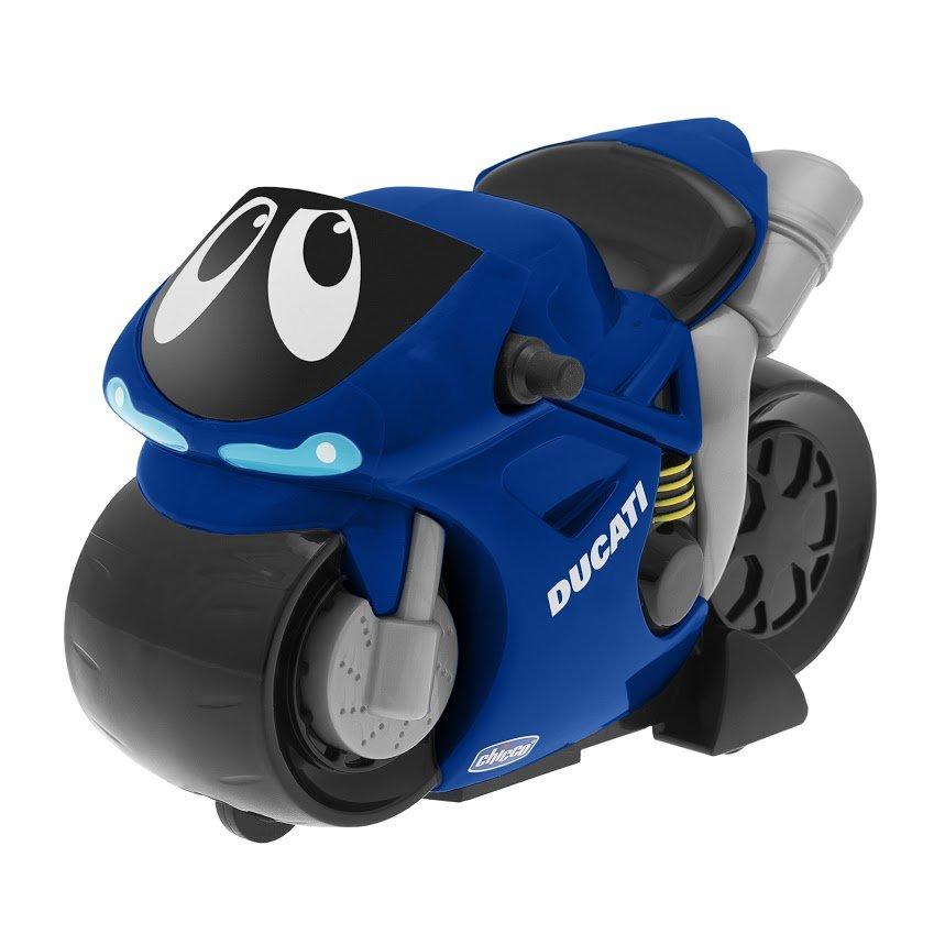 """CHICCO игрушка развивающая """"Турбо-мотоцикл Ducati"""" 2г+"""