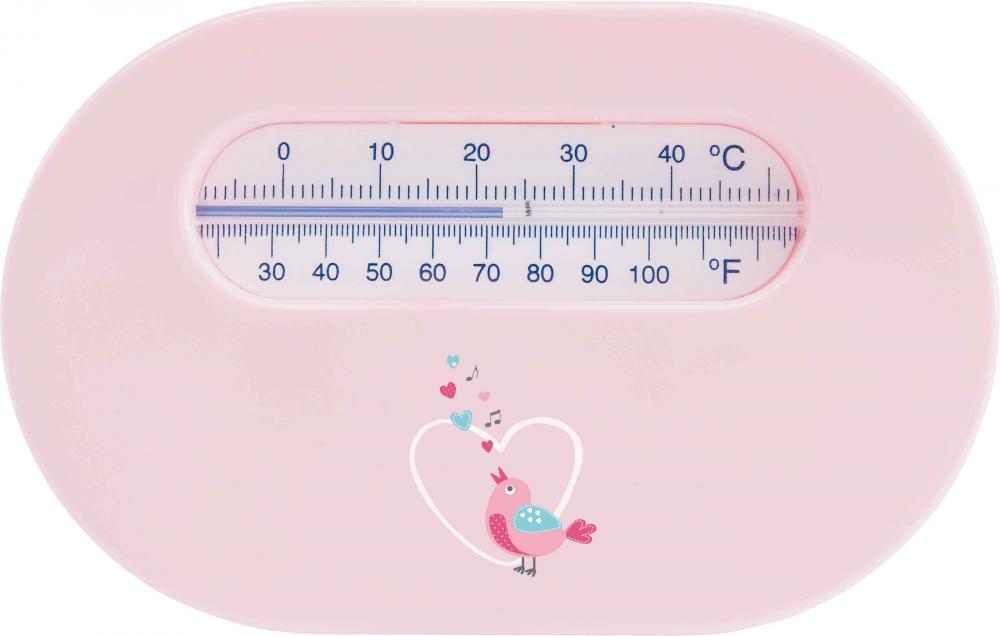 BEBE JOU термометр для измерения температуры воздуха нежно-розовый Птички певчие BEBE JOU термометр для  воздуха