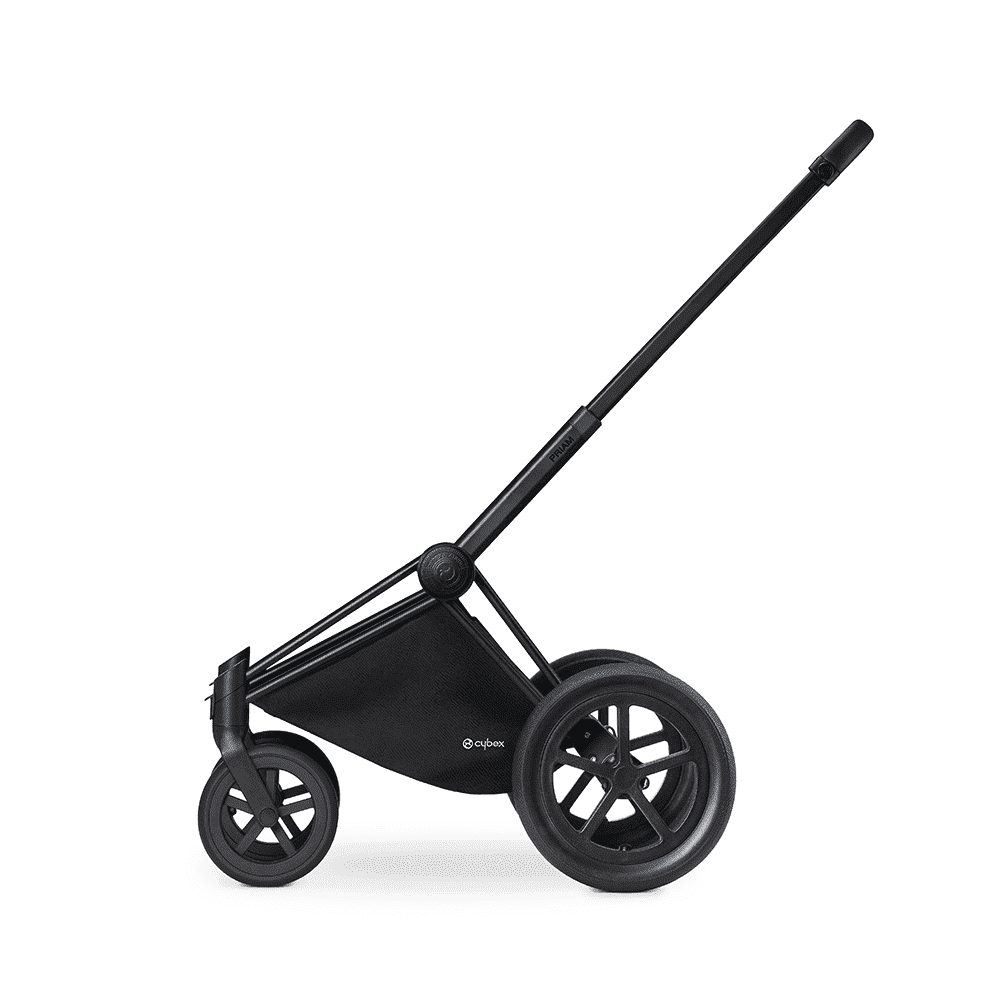Cybex Рама для коляски PRIAM Matt Black с колесами All Terrain