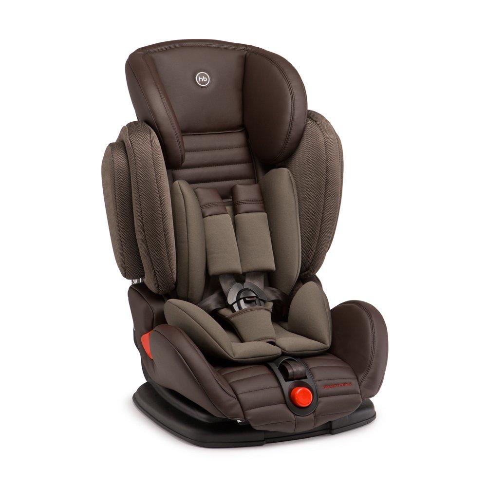 Купить со скидкой HAPPY BABY Автокресло NEW Mustang гр.1/2/3 Brown