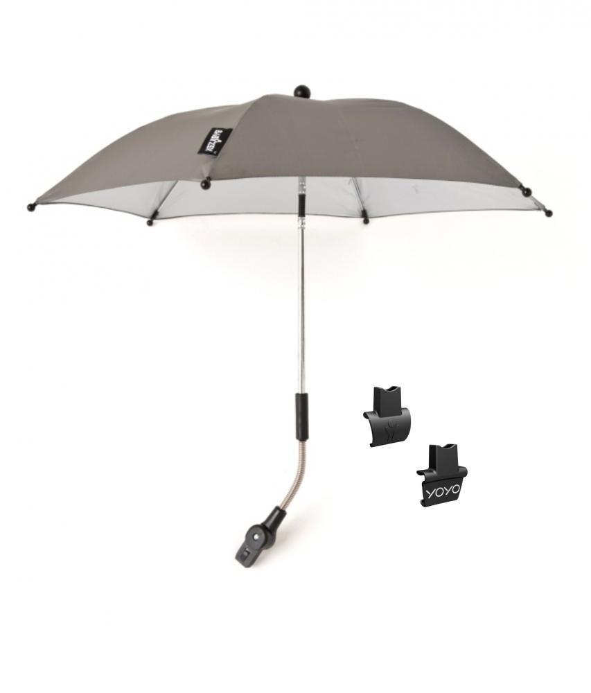"""BABYZEN зонтик от солнца - """"Серый"""" BZ10503-03"""