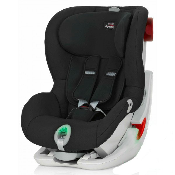 Britax Roemer автокресло KING II ATS Cosmos Black (группа 1, от 9 до 18 кг)