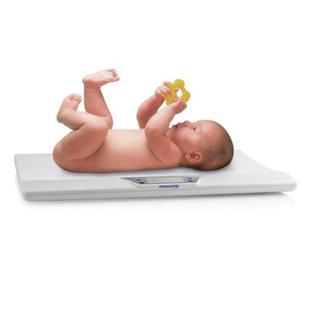 Весы, увлажнители, термометры MINILAND miniland весы детские со съемным лотком scaly up miniland