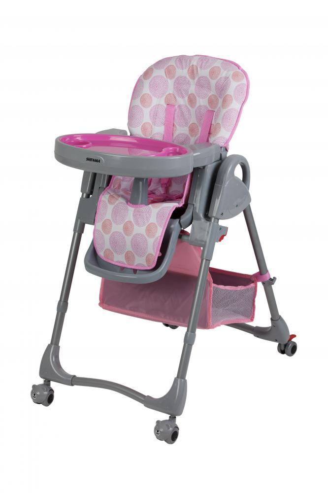 SHENMA Детский стульчик для кормления Pink
